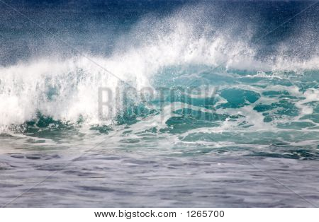 Beautiful Sea Wave