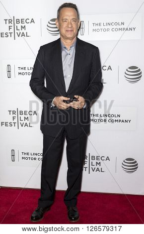 2016 Tribeca Film Festival - A Hologram For The King