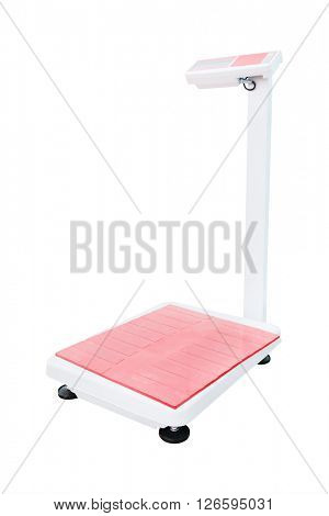 The image of a scales