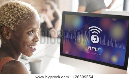 Playlist Album Label Player Sound Track Collection Concept