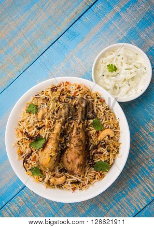 chicken biryani a favourite non veg dish in india