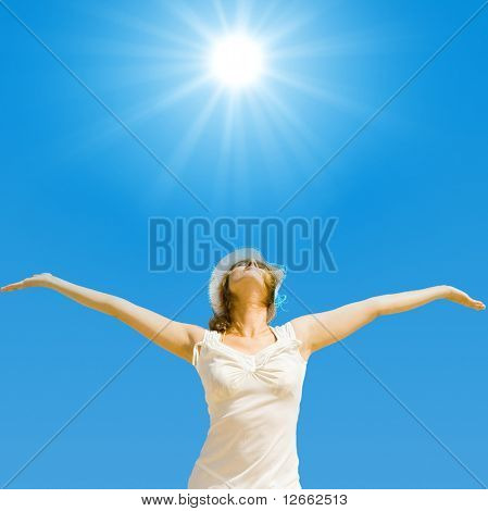 Hello, summer sun!
