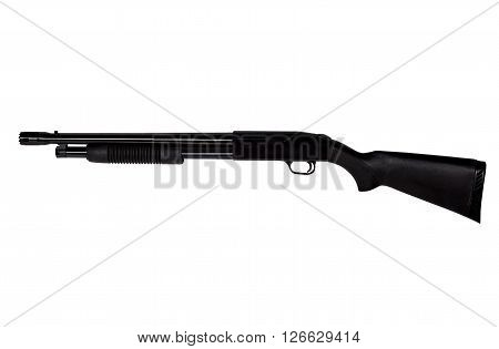 Shotgun Rifle Police Combat Self Defense Pump Action Usa