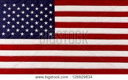 Flag of the United States of America USA concept patriotism American culture