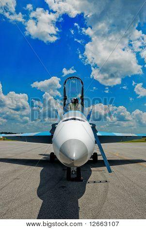 F/18 Nose