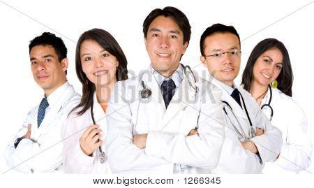 Diverse Doctors Team