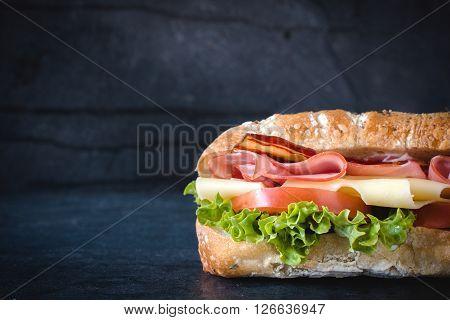 Sandwich Snack