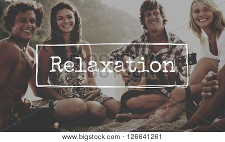 Relaxation Relax Chill Freedom Rest Serenity Life Concept