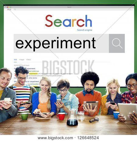 Experiment Observation Examination Determine Concept
