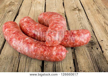 Sausage.