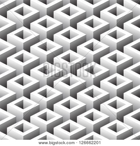 Seamless abstract pattern background.