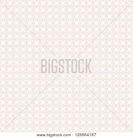 Seamless texture. Vector pattern. Abstract. Seamless vector texture.Pastel pink seamless pattern with circles. Geometric seamless background.
