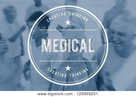 Medical Physical Science Wellbeing Symptoms Concept
