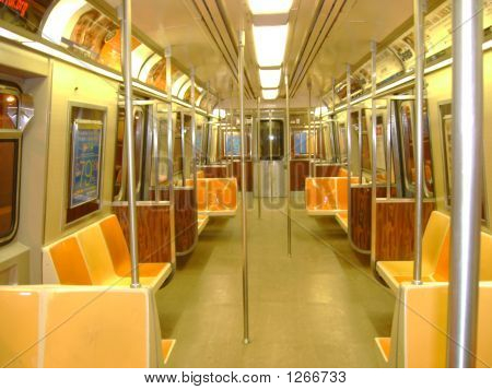 subway car interior stock photo stock images bigstock. Black Bedroom Furniture Sets. Home Design Ideas