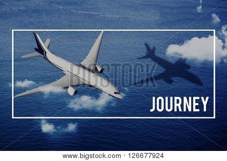 Journey Travel Destination Excursion Trip Concept
