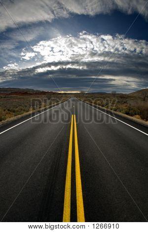 Lost Highway - Vertical Version