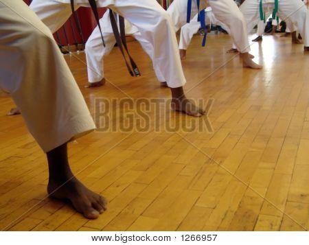 Karate Foot
