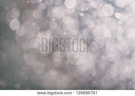 Water Bubbles Abstract Light Illumination