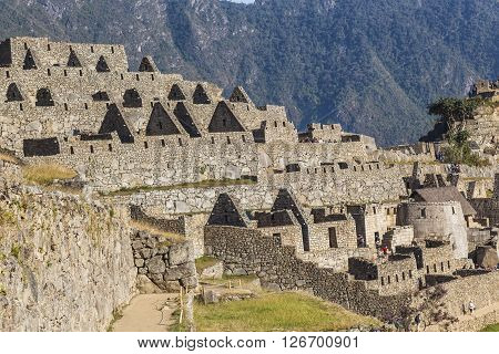 Machu Picchu was designed Peruvian Historical Sanctuary in 1981 and a World Heritage Site by UNESCO in 1983.