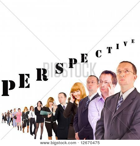 Perspective depends on point of view