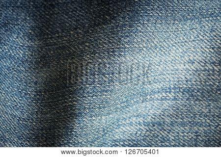 Denim Jean Texture Background