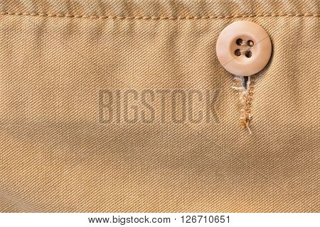 Brown Fabric Texture Background, Material Of Textile Industrial