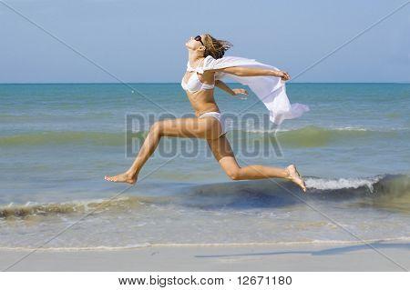 Running Like Super Crazed