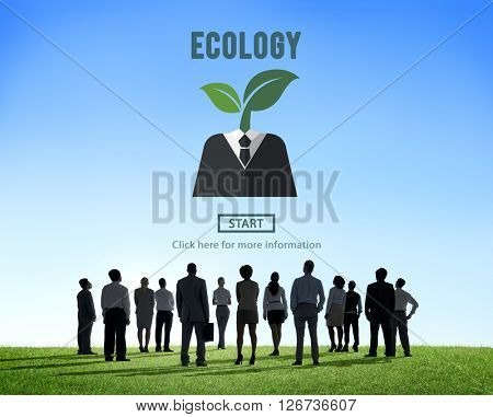 Ecology Conservation Energy Environmental Plant Concept
