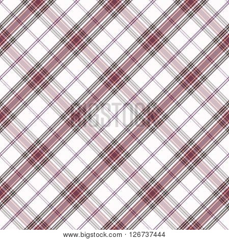 light diagonal tartan seamless pattern vector illustration