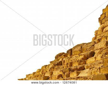 Ruins Of The Pyramid