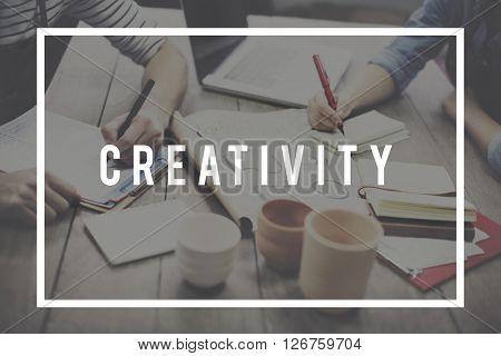 Creativity Ideas Inspiration Imagination Ability Skill Concept