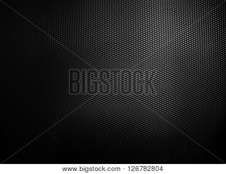 black metal mesh background