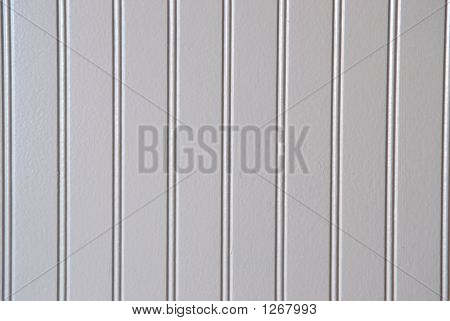 Background - White Bead Board