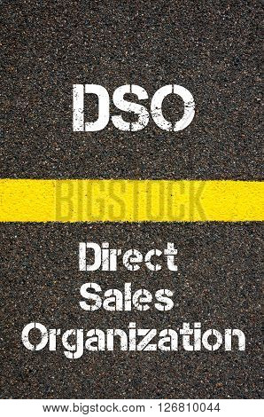 Business Acronym Dso Direct Sales Organization