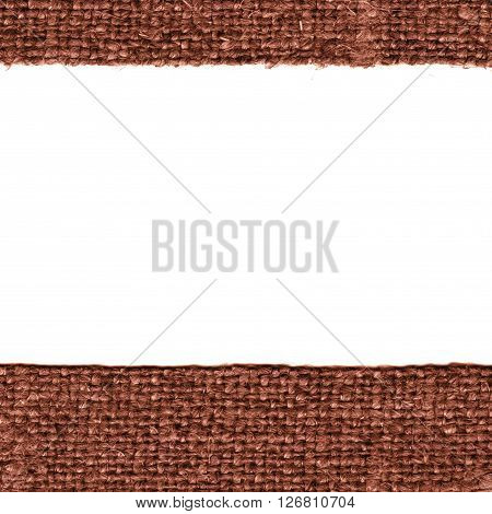 Textile thread fabric image cinnamon canvas worn material vintage background