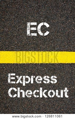 Business Acronym Ec Express Checkout