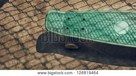 Skateboard Skater Skating Skill Space Sport Street Concept