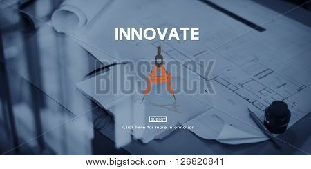 Innovate Improvement Change Development Concept