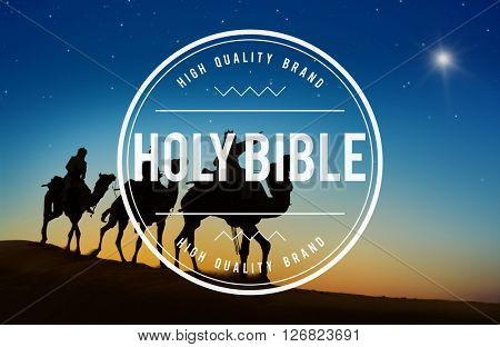 Holy Bible Christian Jesus Religion Concept