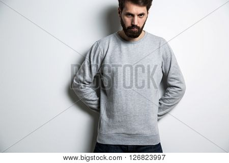 Serious Man Long Sleeves