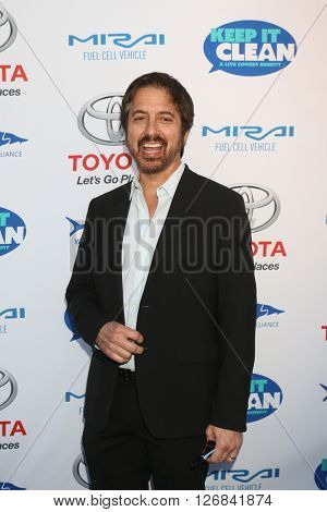 LAS VEGAS - APR 21:  Ray Romano at the Keep It Clean Comedy Benefit For Waterkeeper at the Avalon Hollywood on April 21, 2016 in Los Angeles, CA