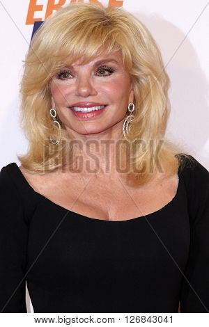 LAS VEGAS - APR 15:  Loni Anderson at the  23rd Annual Race To Erase MS Gala at the Beverly Hilton Hotel on April 15, 2016 in Beverly Hills, CA