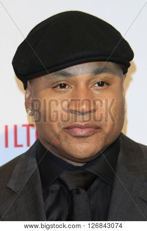 LAS VEGAS - APR 15:  LL Cool J at the  23rd Annual Race To Erase MS Gala at the Beverly Hilton Hotel on April 15, 2016 in Beverly Hills, CA