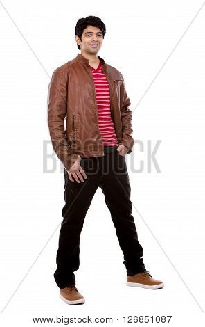 Casual Young Man