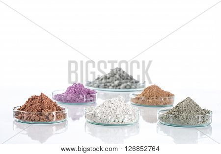 Dead Sea mud in a bowl for cosmetic  use