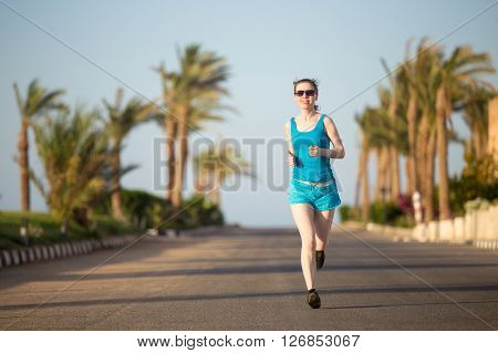 Running In The Street