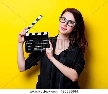 Portrait Of The Young Woman With Slapstick