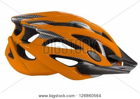 Cycling Helmet - Orange