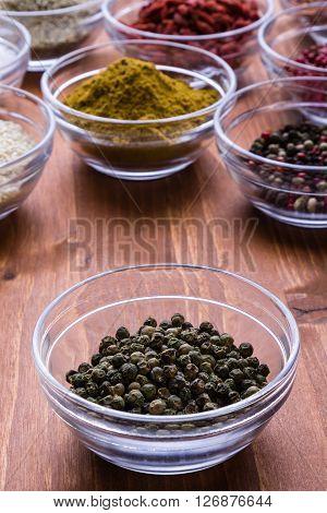 Green Peppercorn Seeds