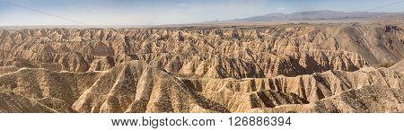 Pearl Kazakhstan - Charyn canyon in  the fall